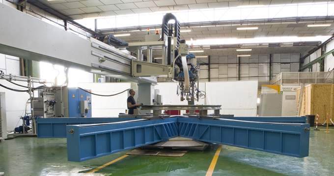 System manufacture in GH facility