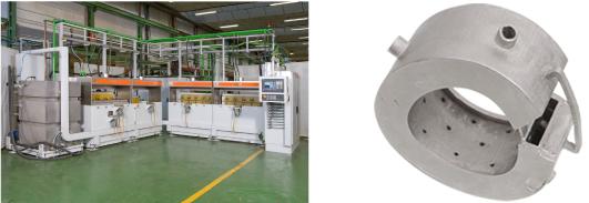Высокоточные механизмы и индукторы, изготовленные по технологии микролитья