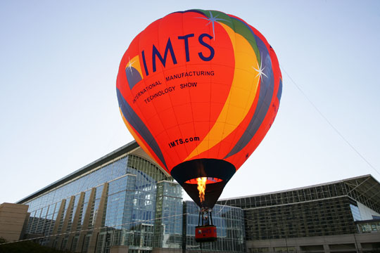 USA IMTS 2012 – Booth N-6448