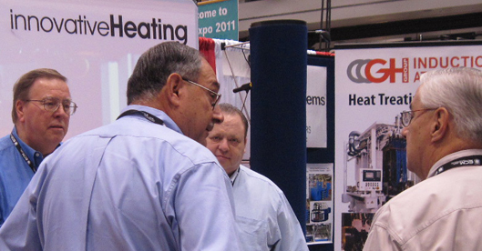GH Induction Atmospheres in ASM Heat Treat show