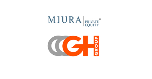 GH Management Team and Miura Private Equity acquire IBV shares in GH Group