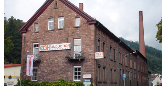 20th anniversary of GH-INDUCTION Deutschland GmbH