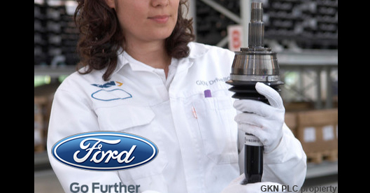 Ford awards GKN Driveline Mexico