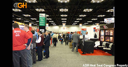 ASM Heat Treat 2015, USA, Booth #652