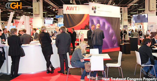 Heat Treatment Congress 2015, Germany, Hall 4.1 / Booth #F-029