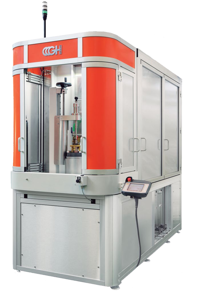 TVK-S350. Compact induction machine