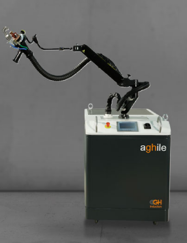 Aghile - compact heating system