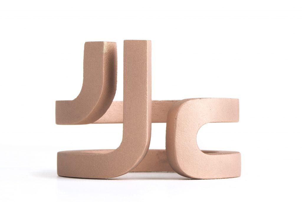 3D printed coils (EBM). UNIQUE WORLDWIDE