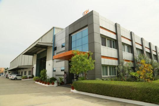 GH India premises in Chennai