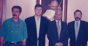 Joint Venture agreement in 1997. Mr. Mezquida, Mr. Vicente Juan, Mr. Chari and Mr. Gonzalez